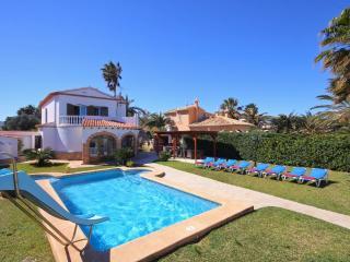 6 bedroom Villa in Denia, Costa Blanca, Spain : ref 2127156 - Els Poblets vacation rentals