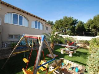 Villa in Denia, Costa Blanca, Spain - Jesus Pobre vacation rentals
