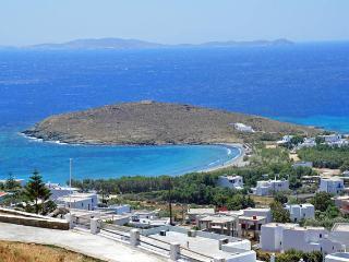 Tinos Amazing View Villa house , Bbq & Garden - Ormos Agiou Ioannou vacation rentals
