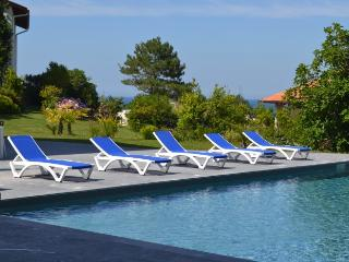 Perfect 6 bedroom Guethary Villa with Internet Access - Guethary vacation rentals