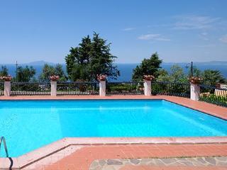 4 bedroom Villa in Massa Lubrense, Costa Sorrentina, Amalfi Coast, Italy : ref - Massa Lubrense vacation rentals