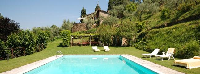 3 bedroom Villa in Lucca, Lucca Area, Tuscany, Italy : ref 2230327 - Image 1 - Lucca - rentals