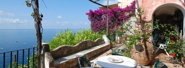 4 bedroom Villa in Positano, Positano, Amalfi Coast, Italy : ref 2230375 - Image 1 - Positano - rentals