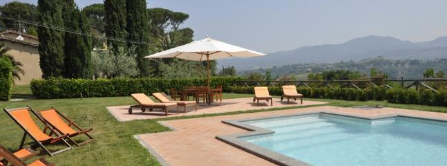 4 bedroom Villa in Magliano Sabina, Campagna Sabina, Rome And Lazio, Italy - Image 1 - Magliano Sabina - rentals