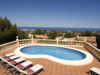 5 bedroom Villa in Denia, Alicante, Costa Blanca, Spain : ref 2231626 - Denia vacation rentals