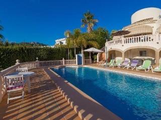 Villa in Moraira, Costa Blanca, Moraira, Spain - La Llobella vacation rentals