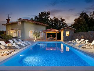 4 bedroom Villa in Lovran, Kvarner, Croatia : ref 2237142 - Ika vacation rentals