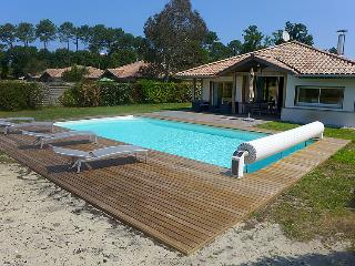 3 bedroom Villa in Moliets, Les Landes, France : ref 2242621 - Leon vacation rentals