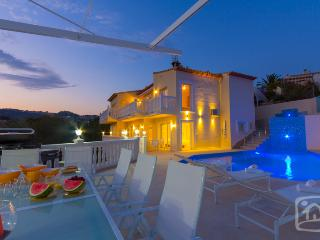 5 bedroom Villa in Moraira, Costa Blanca, Spain : ref 2246613 - La Llobella vacation rentals