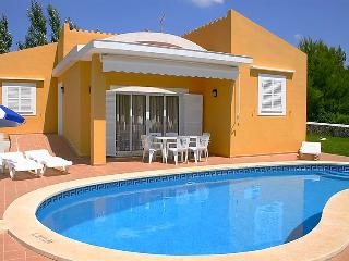 Sunny 3 bedroom Son Bou Villa with Shared Outdoor Pool - Son Bou vacation rentals