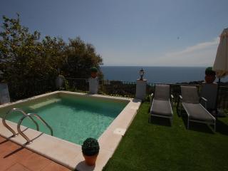 Villa Marina - fabulous sea view! Pool & wifi - Blanes vacation rentals