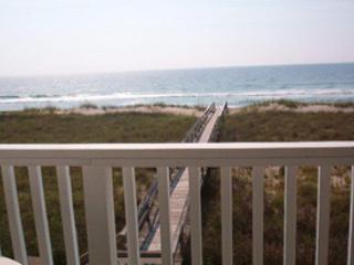 710 - Pet Friendly - 2 BR Oceanfront, - Carolina Beach vacation rentals