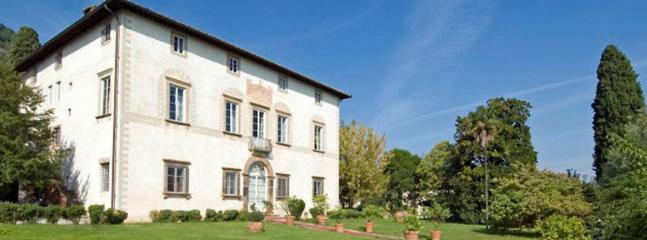 11 bedroom Villa in Lucca, Tuscany, Italy : ref 2259045 - Image 1 - Vicopelago - rentals