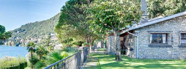 6 bedroom Villa in Moltrasio, Lake Como, Italy : ref 2259077 - Image 1 - Como - rentals