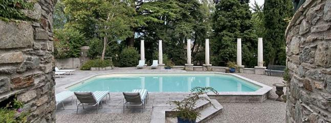 8 bedroom Villa in Menaggio, Near Menaggio, Lake Como, Italy : ref 2259094 - Image 1 - Santa Maria di San Siro - rentals