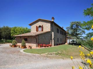 Villa in Montaione, Tuscany, Italy - Montaione vacation rentals
