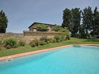 8 bedroom Villa in Castellina In Chianti, Tuscany, Italy : ref 2266032 - Staggia vacation rentals