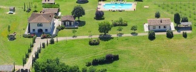 8 bedroom Villa in Poppi, Tuscany, Italy : ref 2268138 - Image 1 - Poppi - rentals