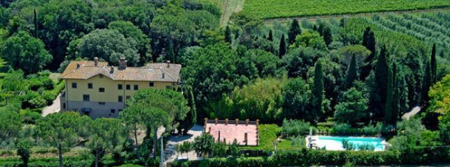 8 bedroom Villa in San Martino In Colle, Umbria, Italy : ref 2268167 - Image 1 - San Martino in Colle - rentals