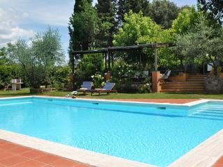 5 bedroom Villa in Montagnana, Tuscany, Italy : ref 2268174 - Montagnana Val di Pesa vacation rentals