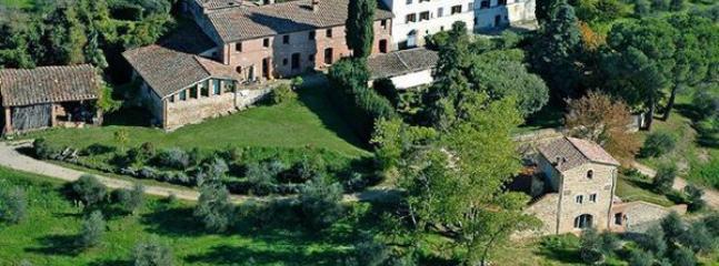 5 bedroom Villa in Siena, Tuscany, Italy : ref 2268206 - Image 1 - Siena - rentals