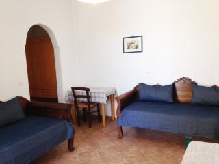 Santorini Spacious 2 room apartment - Megalochori vacation rentals