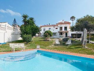 5 bedroom Villa in Mijas Costa, Costa del Sol, Spain : ref 2283257 - La Cala de Mijas vacation rentals