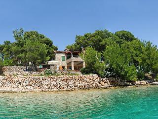 Villa in Brac Milna, Central Dalmatia Islands, Croatia - Cove Osibova (Milna) vacation rentals