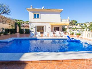 6 bedroom Villa in Benissa, Costa Blanca, Spain : ref 2287044 - La Llobella vacation rentals