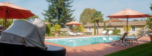 6 bedroom Villa in Lucca, Tuscany, Italy : ref 2292370 - Image 1 - San Pietro in Campo - rentals