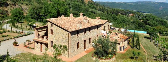 6 bedroom Villa in Orvieto, Near Orvieto, Umbria, Assisi, Italy : ref 2292374 - Image 1 - Orvieto - rentals