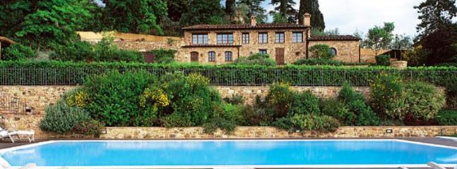3 bedroom Villa in Poggibonsi, Tuscany, Italy : ref 2293515 - Image 1 - Poggibonsi - rentals