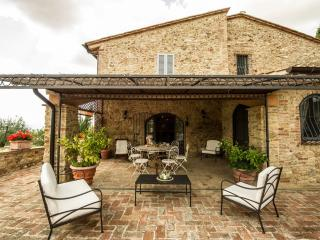 3 bedroom Villa in Montaione, San Gimignano, Volterra and surroundings, Tuscany, Italy : ref 2294119 - Villamagna vacation rentals