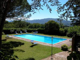 Charming Villa with Internet Access and Television - Piazzano vacation rentals