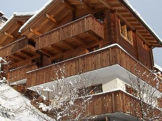 Cozy 3 bedroom Saas-Fee Apartment with Internet Access - Saas-Fee vacation rentals