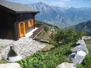 3 bedroom Villa in La Tzoumaz, Valais, Switzerland : ref 2296580 - La Tzoumaz vacation rentals