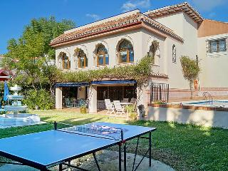 7 bedroom Villa in Malaga, Costa Del Sol, Spain : ref 2298559 - Malaga vacation rentals