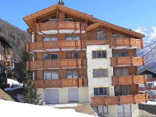 3 bedroom Apartment with Internet Access in Saas-Fee - Saas-Fee vacation rentals