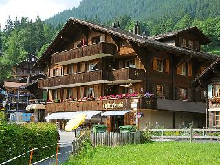 3 bedroom Apartment in Wengen, Bernese Oberland, Switzerland : ref 2300577 - Wengen vacation rentals