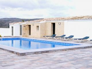 4 bedroom Villa in Moraira, Costa Blanca, Spain : ref 2307479 - Canor vacation rentals