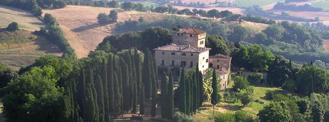 8 bedroom Villa in Buonconvento, Val D Orcia, Tuscany, Italy : ref 2307546 - Image 1 - Buonconvento - rentals