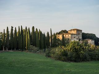 Villa in Buonconvento, Val D Orcia, Tuscany, Italy - Buonconvento vacation rentals