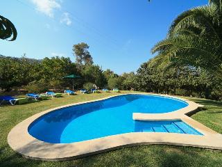 4 bedroom Villa in Pollença, Mallorca, Mallorca : ref 3771 - Pollenca vacation rentals