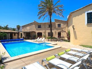 Villa in Pollença, Mallorca, Mallorca - Cala San Vincente vacation rentals