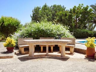 5 bedroom Villa in Cas Concos, Cala Dor, Mallorca : ref 4412 - Cas Concos vacation rentals