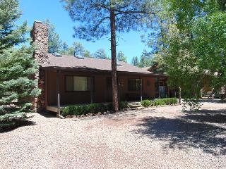 Pinetop Lakes Comfy Cabin - Pinetop vacation rentals