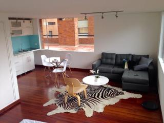 cozy penthouse in rosales - Bogota vacation rentals