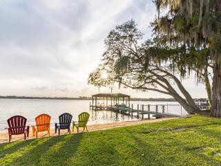 Luxury Orlando Lakefront Ski Home - Orlando vacation rentals
