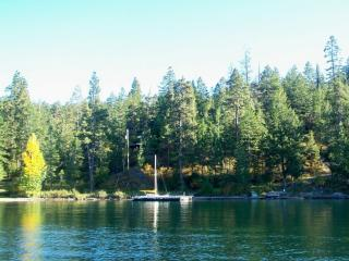 Secluded Swan Family Home on Beautiful Flathead Lake - Polson vacation rentals