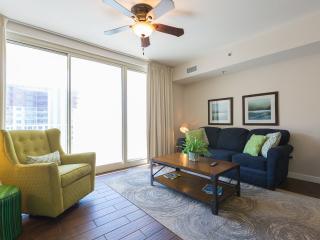 Very Clean!  18th Floor, all tile, memory foam beds, 2 bedroom - Panama City Beach vacation rentals